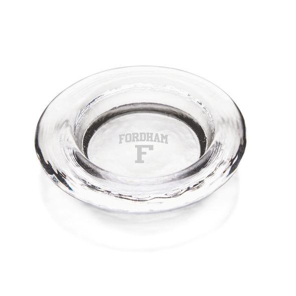 Fordham Glass Wine Coaster by Simon Pearce