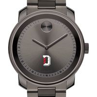 Davidson College Men's Movado BOLD Gunmetal Grey