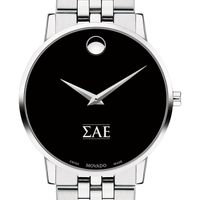 Sigma Alpha Epsilon Men's Movado Museum with Bracelet