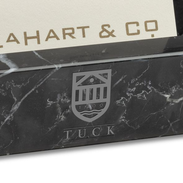 Tuck Marble Business Card Holder - Image 2