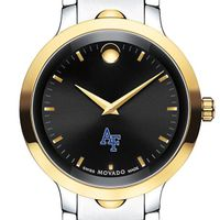 Air Force Academy Men's Movado Luno Sport Two-Tone