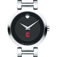 Cornell University Women's Movado Museum with Steel Bracelet