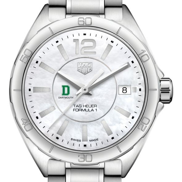 Dartmouth College Women's TAG Heuer Formula 1 with MOP Dial - Image 1