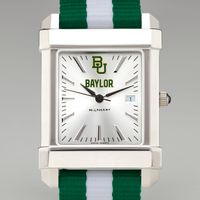 Baylor Men's Collegiate Watch w/ NATO Strap