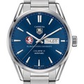 Florida State University Men's TAG Heuer Carrera with Day-Date - Image 1