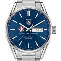 Florida State University Men's TAG Heuer Carrera with Day-Date