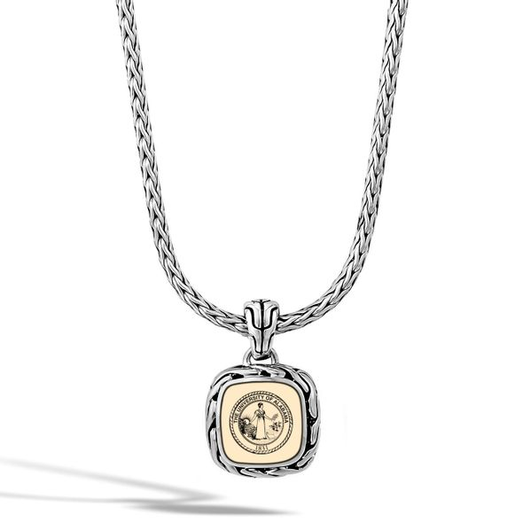 Alabama Classic Chain Necklace by John Hardy with 18K Gold - Image 2