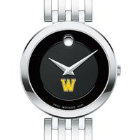 Williams Women's Movado Esparanza Stainless Steel Museum with Bracelet