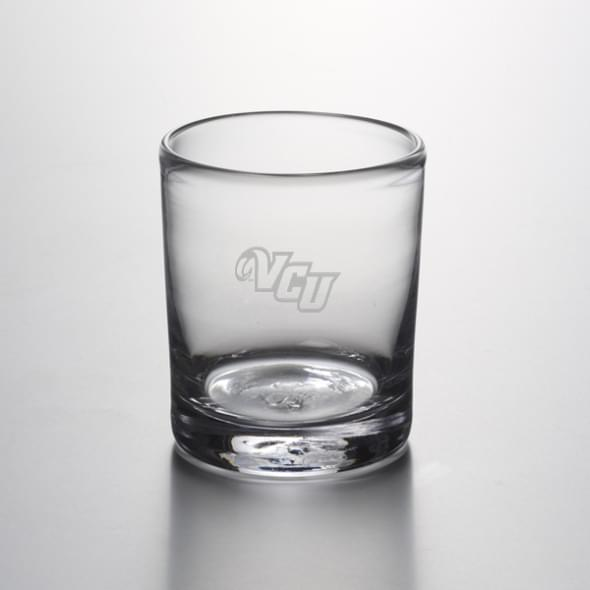 VCU Double Old Fashioned Glass by Simon Pearce - Image 2