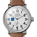Duke Fuqua Shinola Watch, The Runwell 47mm White Dial - Image 1