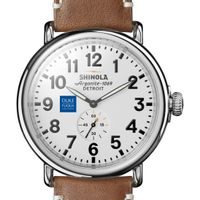 Duke Fuqua Shinola Watch, The Runwell 47mm White Dial