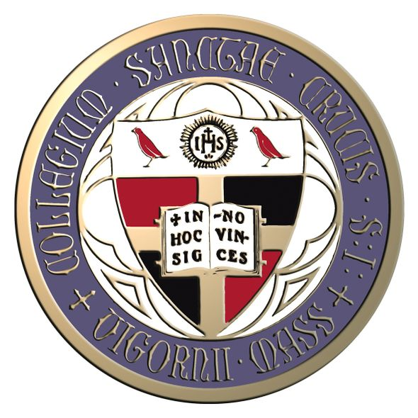 Holy Cross Excelsior Diploma Frame - Image 3