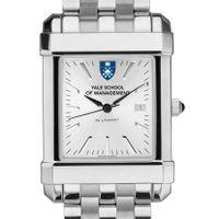 Yale SOM Men's Collegiate Watch w/ Bracelet