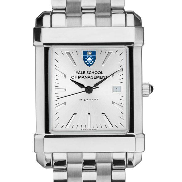 Yale SOM Men's Collegiate Watch w/ Bracelet - Image 1