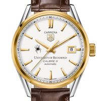 University of Richmond Men's TAG Heuer Two-Tone Carrera with Strap