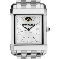 University of Iowa Men's Collegiate Watch w/ Bracelet