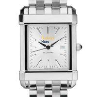 Berkeley Haas Men's Collegiate Watch w/ Bracelet