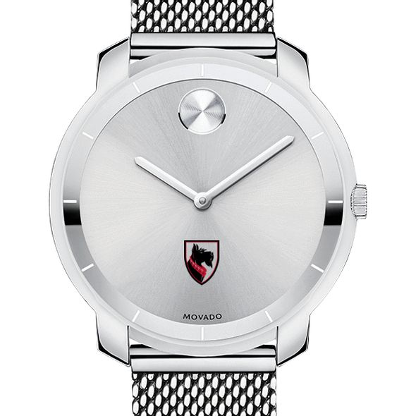 Carnegie Mellon University Women's Movado Stainless Bold 36