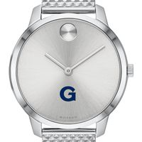 Georgetown University Women's Movado Stainless Bold 35