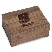 Chase Elliott Solid Walnut Collector's Box
