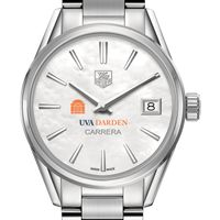 UVA Darden Women's TAG Heuer Steel Carrera with MOP Dial