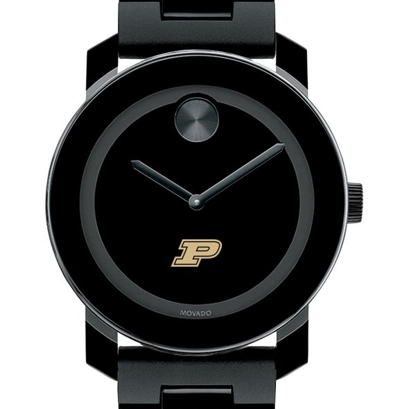 Purdue University Men's Movado BOLD with Bracelet