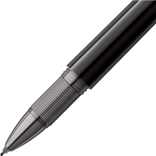 Syracuse University Montblanc StarWalker Fineliner Pen in Ruthenium - Image 3