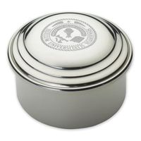 Miami University Pewter Keepsake Box