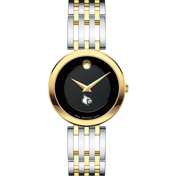 Louisville Women's Movado Esparanza Two-Tone Museum with Bracelet - Image 2