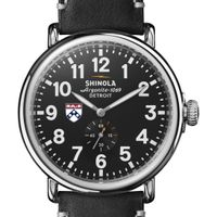 Penn Shinola Watch, The Runwell 47mm Black Dial