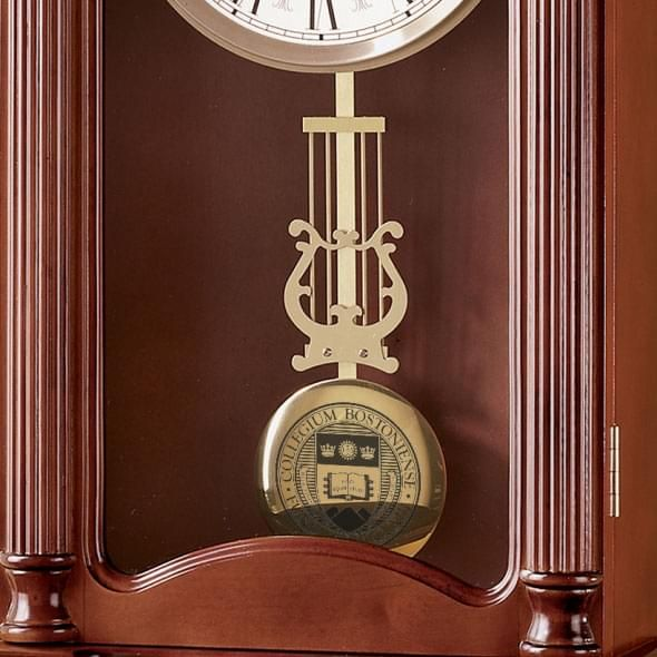 Boston College Howard Miller Wall Clock - Image 2