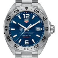 St. John's Men's TAG Heuer Formula 1 with Blue Dial