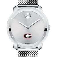 University of Georgia Women's Movado Stainless Bold 36