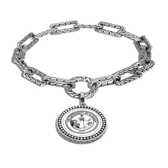 Alabama Amulet Bracelet by John Hardy with Long Links and Two Connectors - Image 2