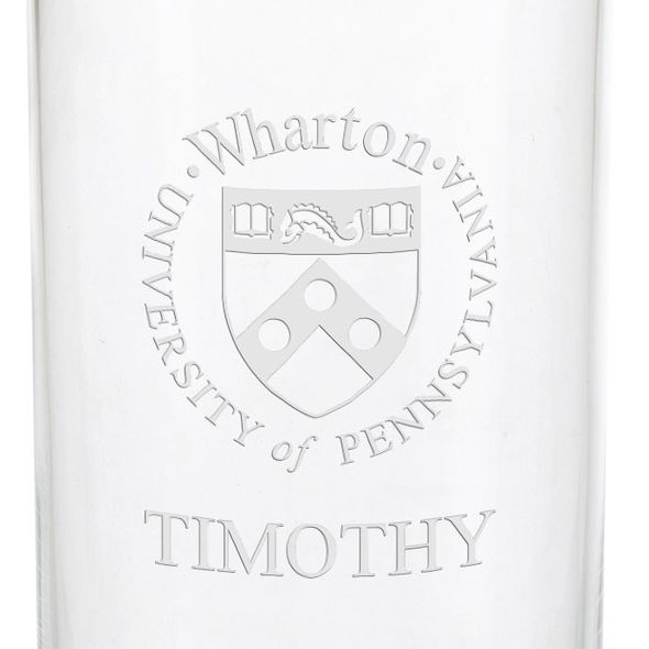 Wharton Iced Beverage Glasses - Set of 2 - Image 3