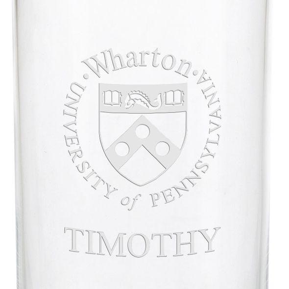 Wharton Iced Beverage Glasses - Set of 4 - Image 3