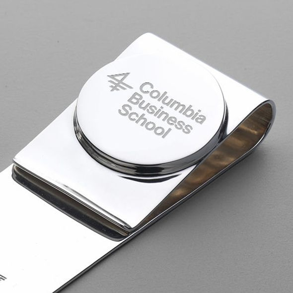 Columbia Business Sterling Silver Money Clip - Image 2