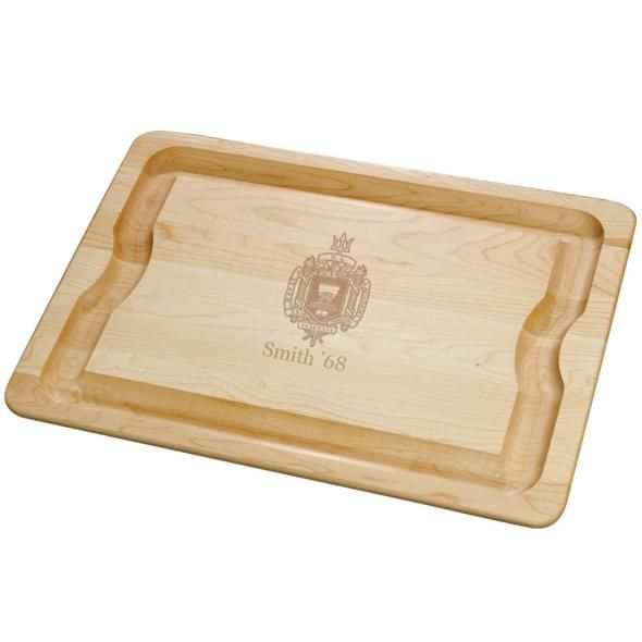 USNA Maple Cutting Board
