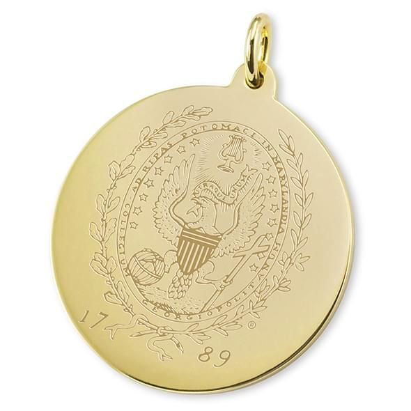 Georgetown 18K Gold Charm - Image 2
