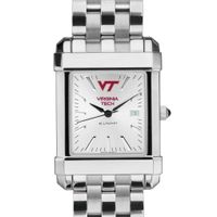 Virginia Tech Men's Collegiate Watch w/ Bracelet