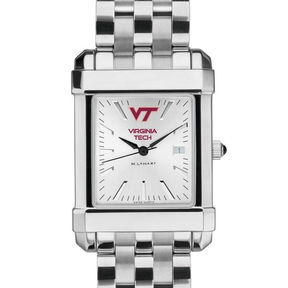 Virginia Tech Men's Collegiate Watch w/ Bracelet - Image 1