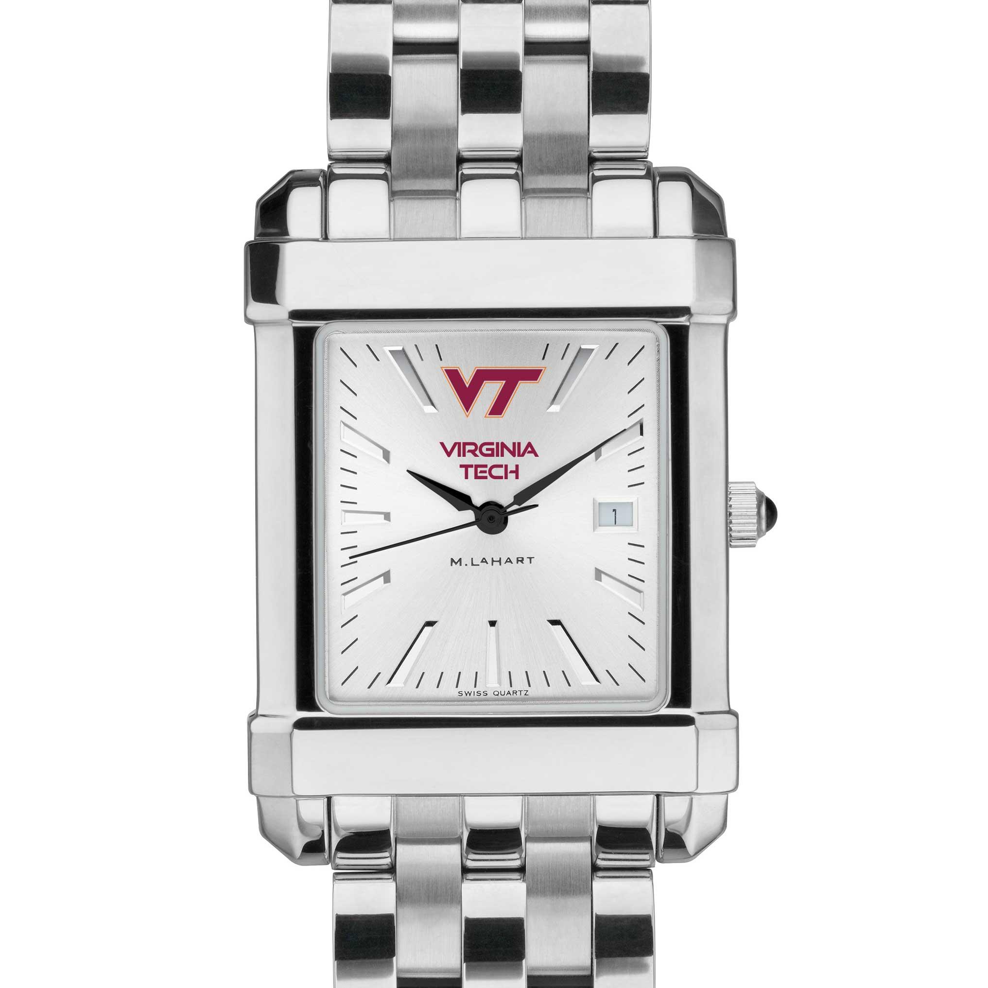 Virginia Tech Men's Collegiate Watch w/ Bracelet