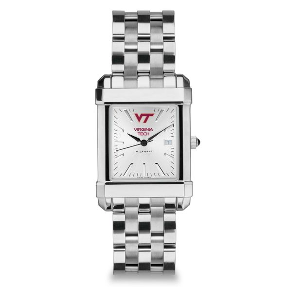 Virginia Tech Men's Collegiate Watch w/ Bracelet - Image 2