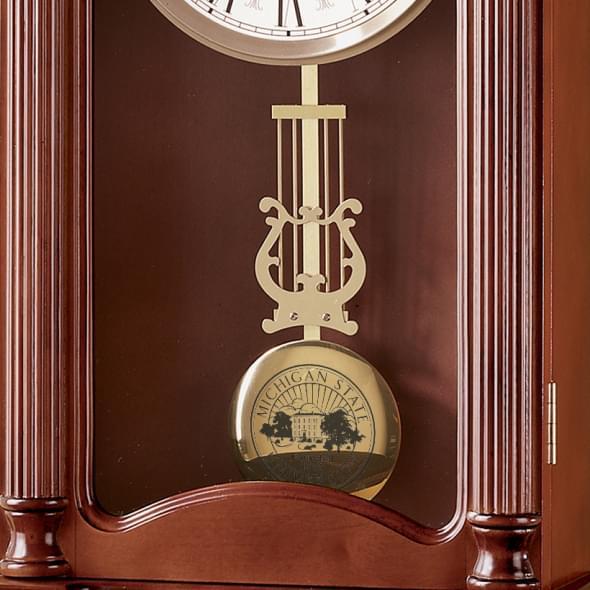 Michigan State Howard Miller Wall Clock - Image 2