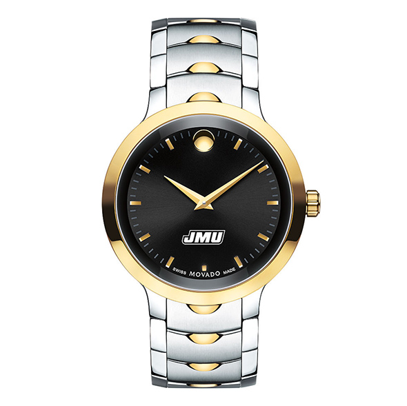 James Madison Men's Movado Luno Sport Two-Tone - Image 2