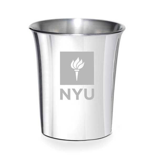 NYU Pewter Jigger