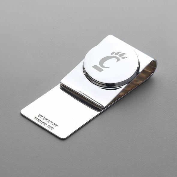 Cincinnati Sterling Silver Money Clip - Image 1