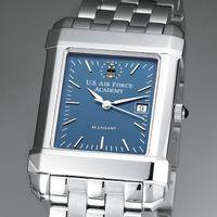 USAFA Men's Blue Quad Watch with Bracelet