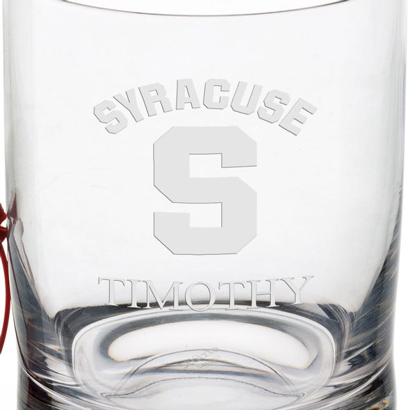 Syracuse University Tumbler Glasses - Set of 2 - Image 3