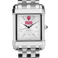 Indiana University Men's Collegiate Watch w/ Bracelet